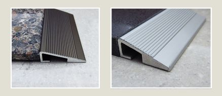 Ceramic Tile Ramp Transition Strip Ceramic Tool Company